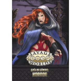 """Savage World: Guía de genero """"Horror"""""""