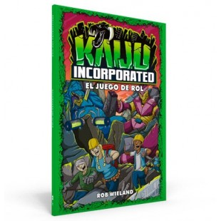 Mundos Fate: Kaiju Incorporated