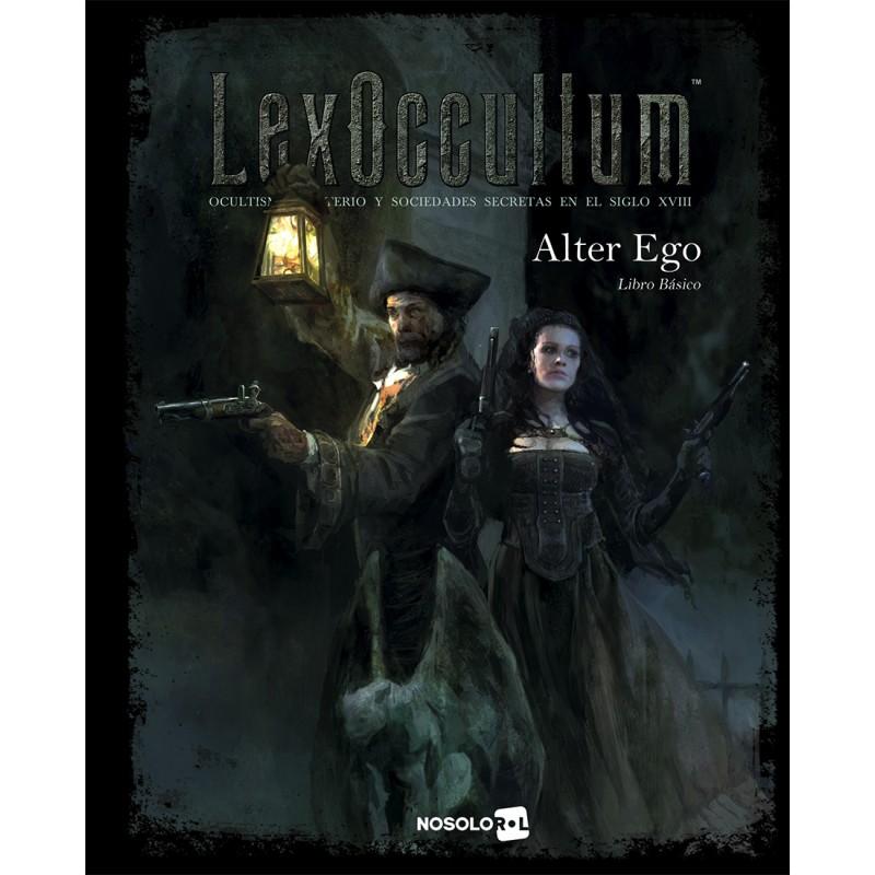 LexOccultum Alter Ego