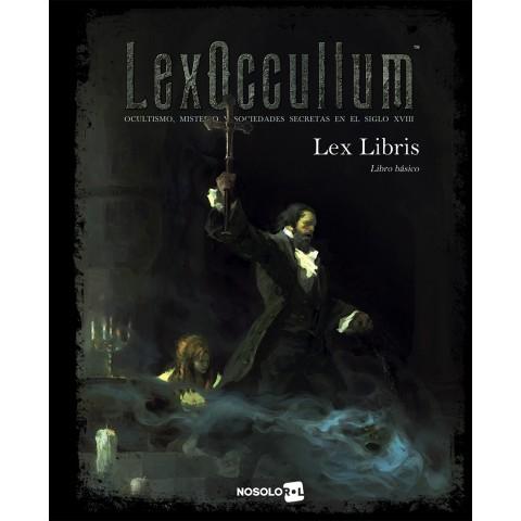 LexOccultum Lex Libris