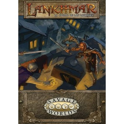 Savage Worlds: Lankhmar