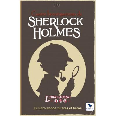 Libro Juego 04: Sherlock Holmes Cuatro Investigaciones