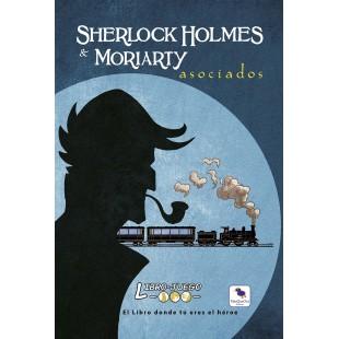 Libro Juego 11:  Sherlock Holmes & Moriarty Asociados