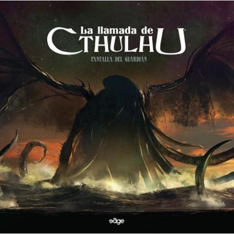 La llamada de Cthulhu: Pantalla del Guardian Edición Primigenia