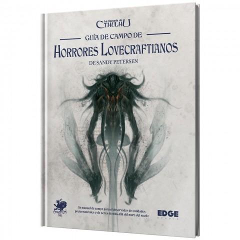 Los Mitos de Cthulhu: Guía de Campo de Horrores Lovecraftianos