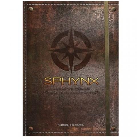 Sphynx : JDR de Arqueología Fantástica