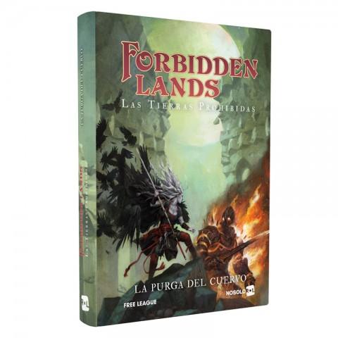 Forbidden Lands: La Purga del Cuervo