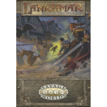 "Savage Worlds: Lankhmar ""Relatos del gremio de ladrones"""