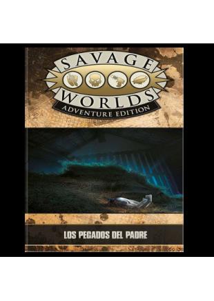 Savage Worlds (edición aventura): Los pecados del padre