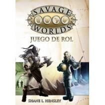 Savage World: Libro básico