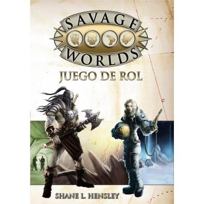 Savage Worlds: Libro básico