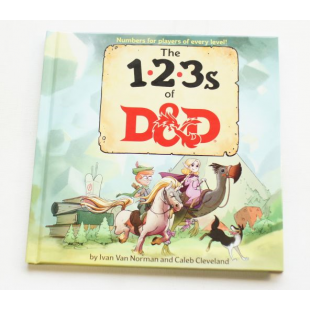 The 123s of D&D (inglés)