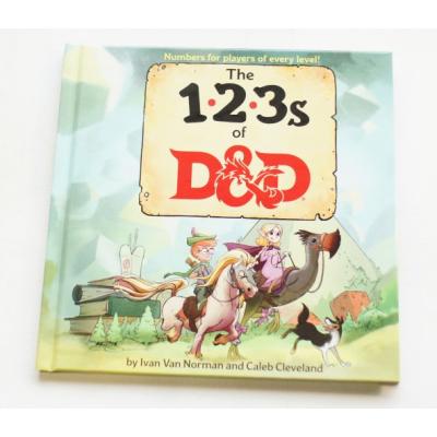 The 123s of D&D (inglés)