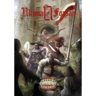 Savage Worlds: Ultima forsan