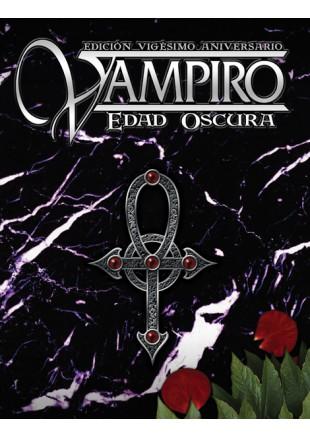 Vampiro: Edad Oscura Edición de Bolsillo 20ª Aniversario