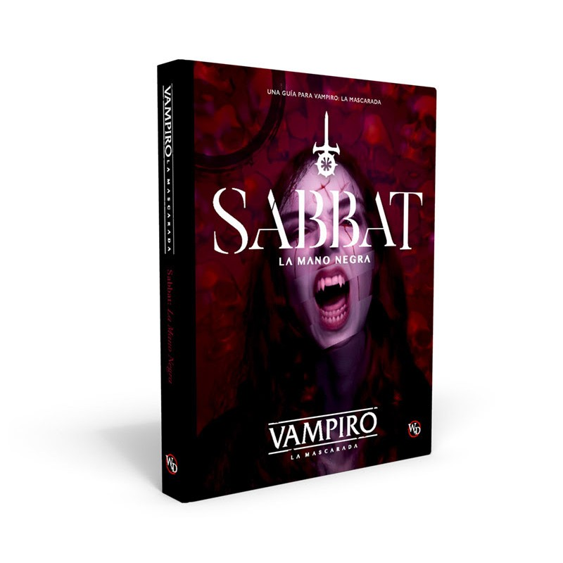 [Preventa] Sabbat: La Mano Negra. Vampiro: La Mascarada 5ª Edición