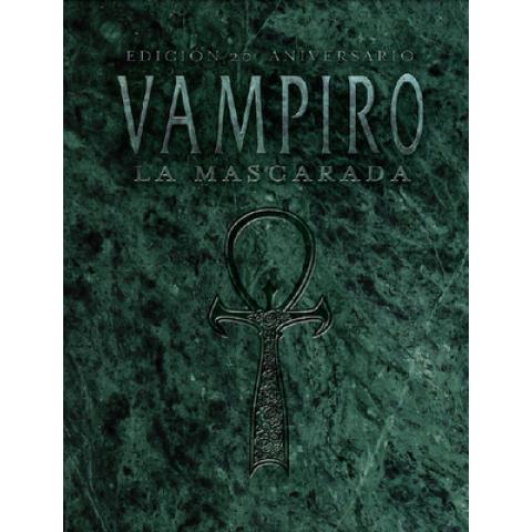 Vampiro la Mascarada 20º Aniversario