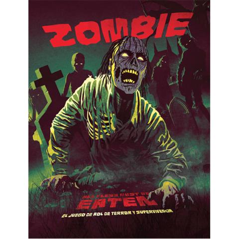 Zombie: All Flesh Must Be Eaten (Nueva edición)