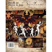 Aquelarre 3ª Edición: Aquelarre: Pantalla de DJ