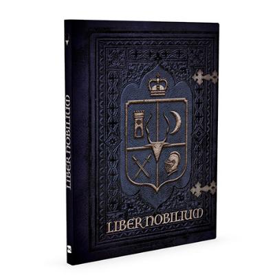Aquelarre 3ª Edición: Liber Nobilium