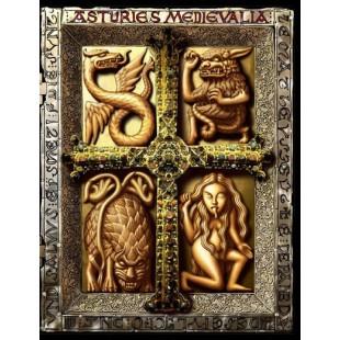Aquelarre 3ª Edición: Asturies Medievalia