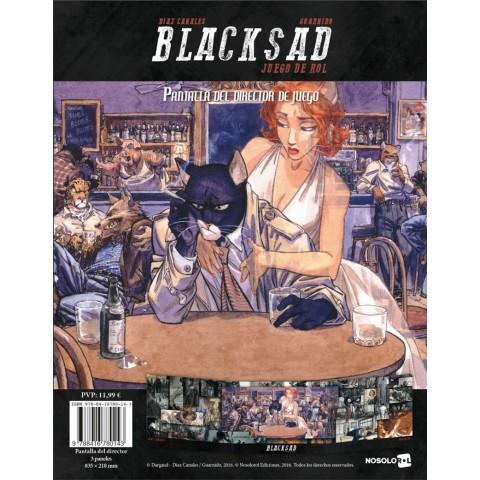 Blacksad: Pantalla del Director
