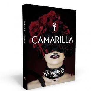 Vampiro: La mascarada 5ª Edición - La Camarilla