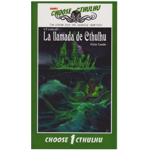 Choose Cthulhu 01: La Llamada de Cthulhu