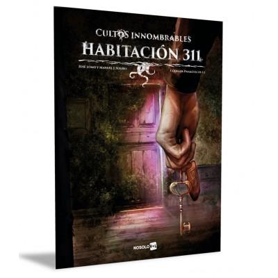 Cultos Innombrables: Habitación 311 - Códigos Pnakóticos 1.1