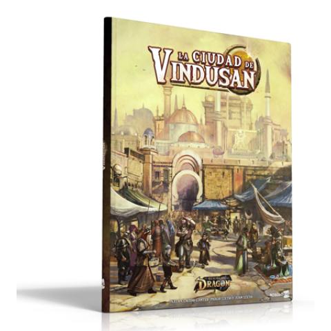 El Resurgir del Dragón: La Ciudad de Vindusan