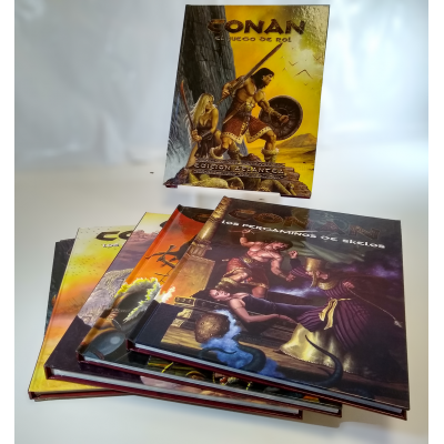Pack Rol: Conan (Segunda Mano)