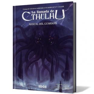 La llamada de Cthulhu 7ª Edición: Manual del Guardián