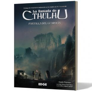 La llamada de Cthulhu 7ª Edición: Pantalla del Guardián
