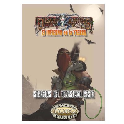 Savage Worlds: Secretos del Devastado Oeste (Deadlands)