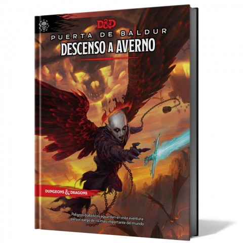 Dungeons & Dragons - Descenso a Averno