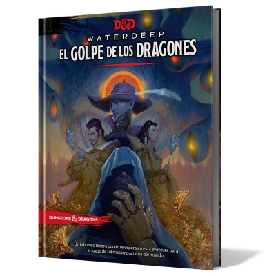 Dungeons & Dragons - Waterdeep: El Golpe de los Dragones