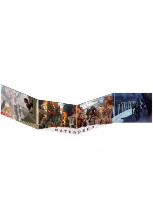 Dungeons & Dragons - Pantalla de DM Waterdeep: El Golpe de los Dragones