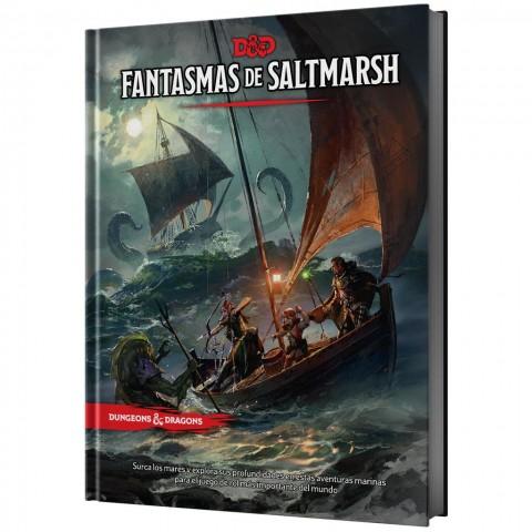 Dungeons & Dragons - Fantasmas de Saltmarsh