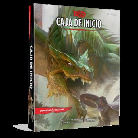 Dungeons & Dragons (Quinta Edición) - Caja de Inicio