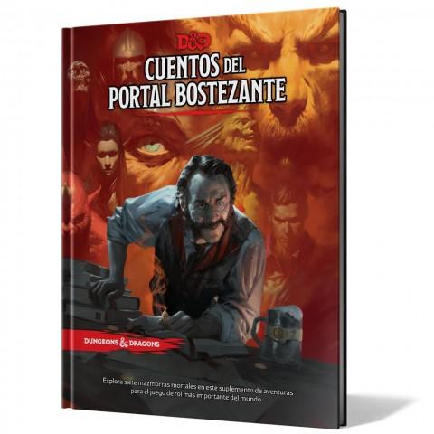 Dungeons & Dragons - Cuentos del Portal Bostezante