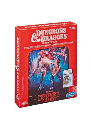 Dungeons & Dragons: Stranger Things - Caja de Inicio