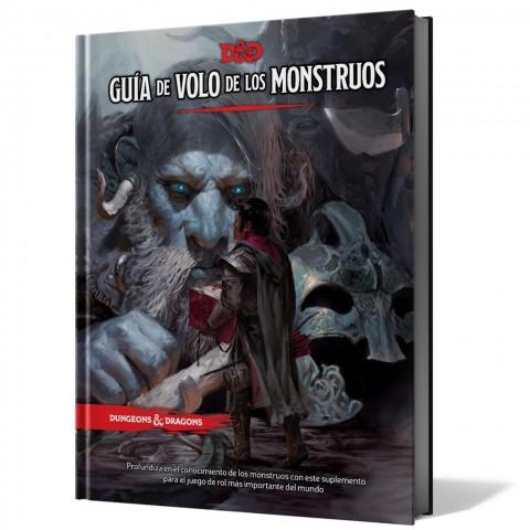 Dungeons & Dragons - Guía de Volo de los Monstruos