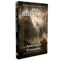 The Dresden Files 03: Amenaza Fúnebre