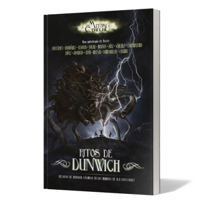 Los Mitos de Chutlhu: Ritos de Dunwich