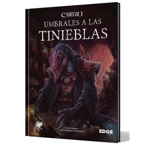 La llamada de Cthulhu 7ª Edición: Umbrales a las tinieblas