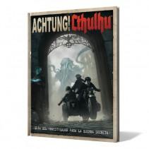 Achtung! Cthulhu: Guía del Investigador para la Guerra Secreta