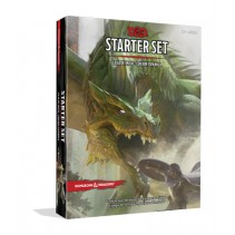 Dungeons & Dragons (Quinta Edición) - Caja de Inicio edición española