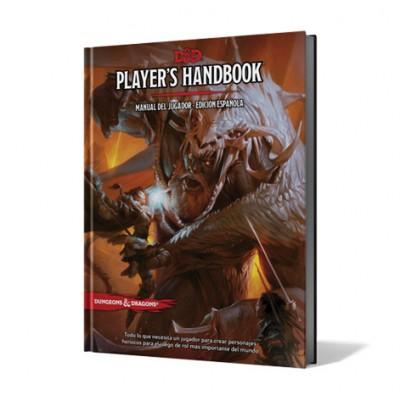 Dungeons & Dragons (Quinta Edición) - Manual del Jugador edición española