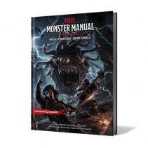 Dungeons & Dragons (Quinta Edición) -  Manual de Monstruos edición española