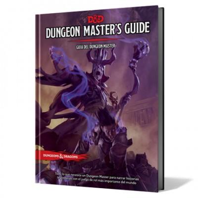 Dungeons & Dragons (Quinta Edición) - Guía del Dungeon Master